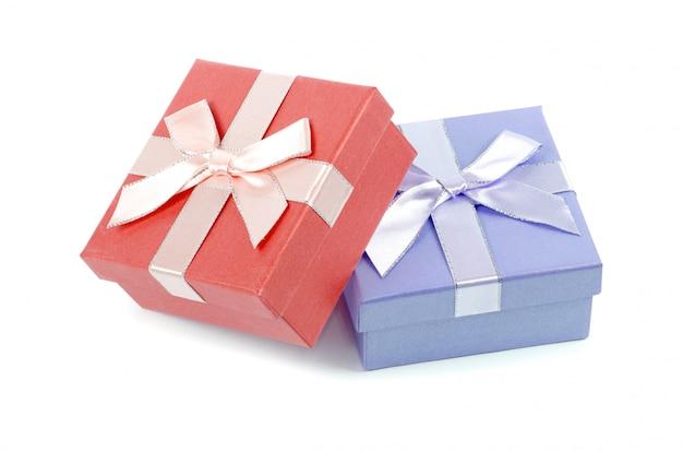 Weihnachts box Premium Fotos