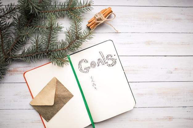Weihnachts-to-do-liste Kostenlose Fotos