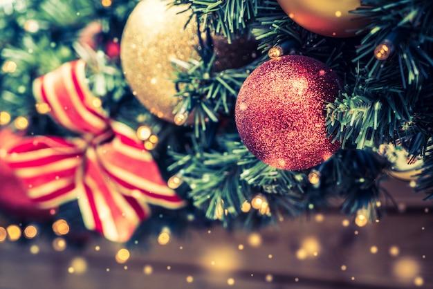 Weihnachtsdekoration ornament hintergrund Kostenlose Fotos