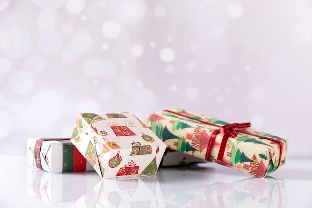 Weihnachtsgeschenkboxen Kostenlose Fotos