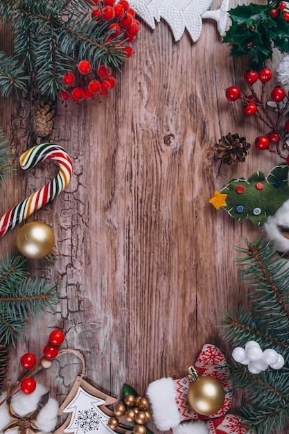 Weihnachtsgeschenke flach legen Kostenlose Fotos
