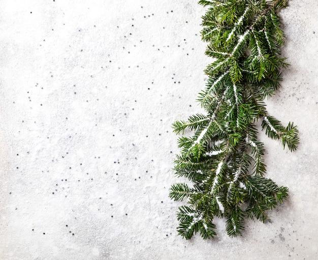 Weihnachtskarte Premium Fotos