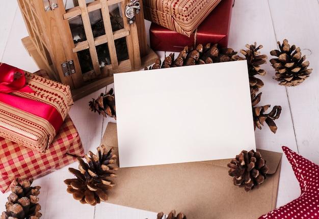 Weihnachtskomposition Kostenlose Fotos