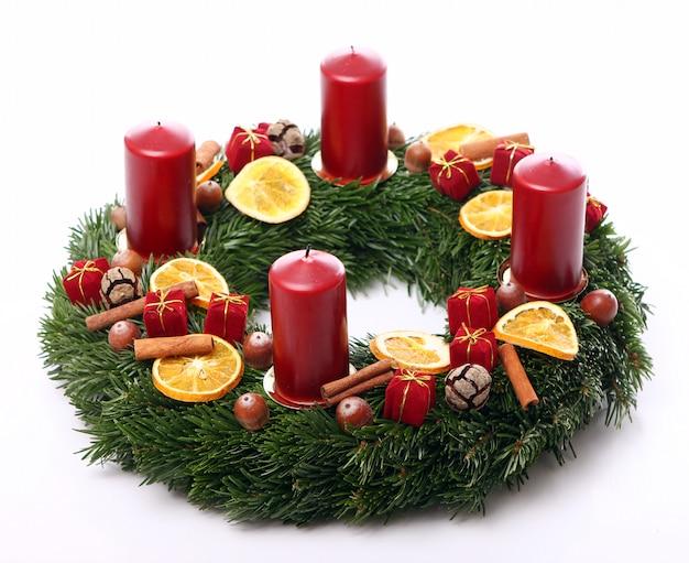 Weihnachtskranz Kostenlose Fotos