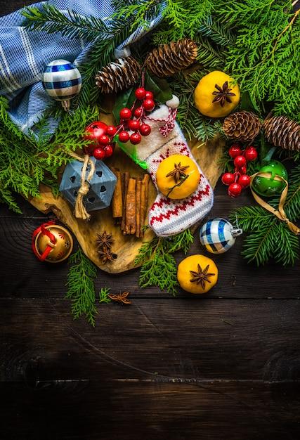 Weihnachtszeit Premium Fotos