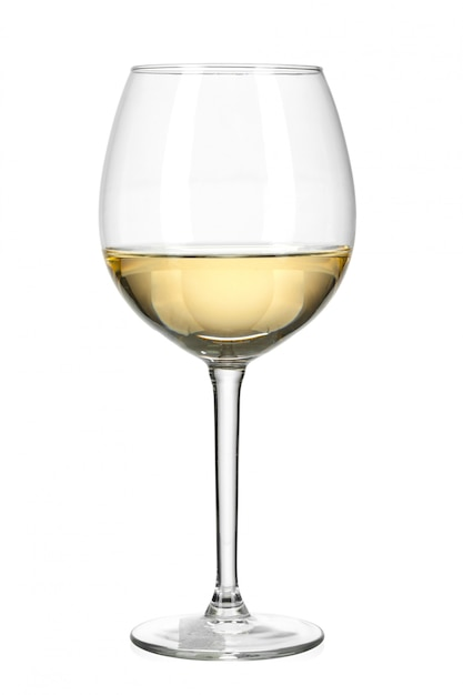 Weinglas isoliert Premium Fotos