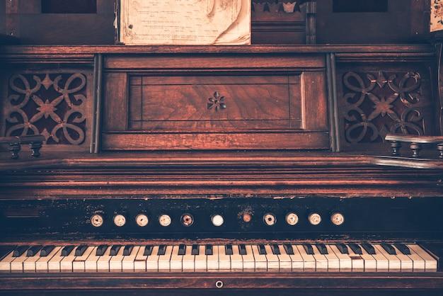 Weinlese-Orgel | Download der kostenlosen Fotos