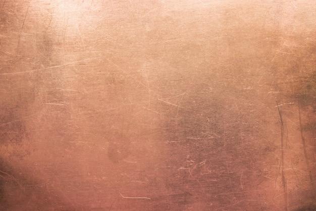 Weinlesebronzbeschaffenheit, hintergrund der alten metallplatte Premium Fotos