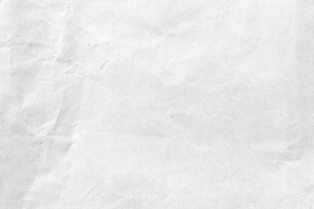 Weiß zerknitterter papierbeschaffenheitshintergrund. nahansicht. Premium Fotos