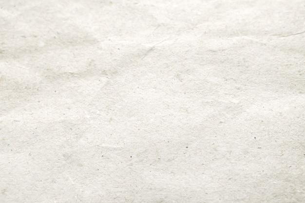 Weiß zerknittertes papiermuster und beschaffenheitshintergrund. Premium Fotos