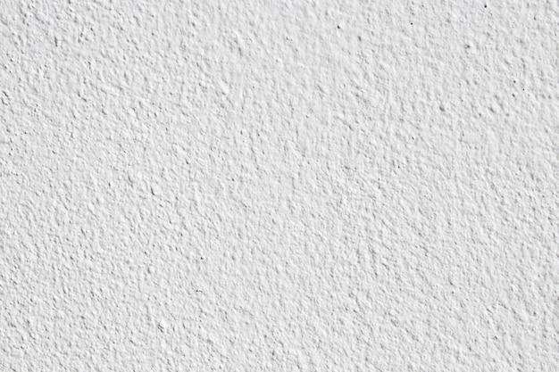 Weiße farbe der leeren betonwand für texturhintergrund Premium Fotos