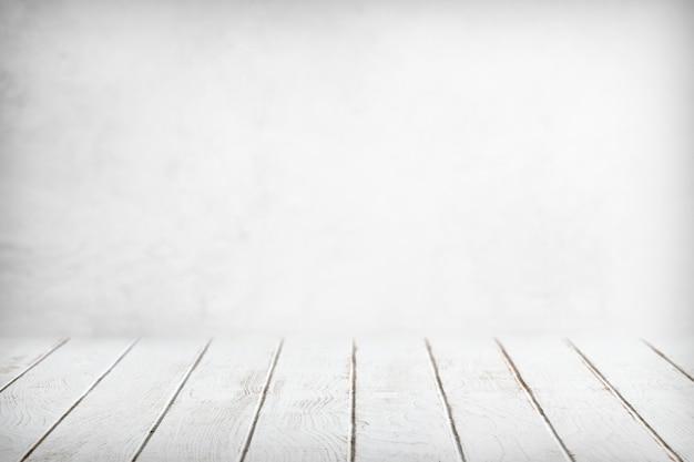 Weißer holztisch hintergrund Kostenlose Fotos