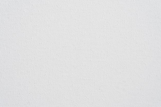 Weißer leinwandtexturhintergrund Premium Fotos