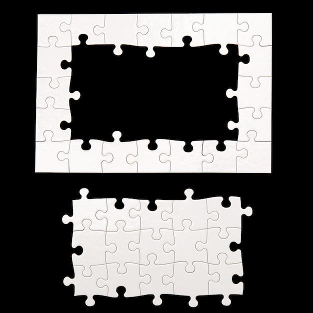 Weißes puzzle Kostenlose Fotos