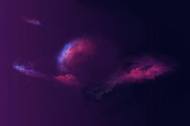Weltraum hintergrund Kostenlose Fotos