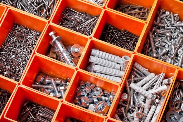 Werkzeugkasten Premium Fotos