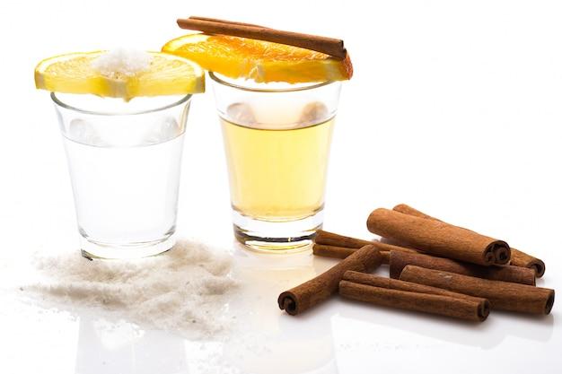 Whiskey und tequila Kostenlose Fotos