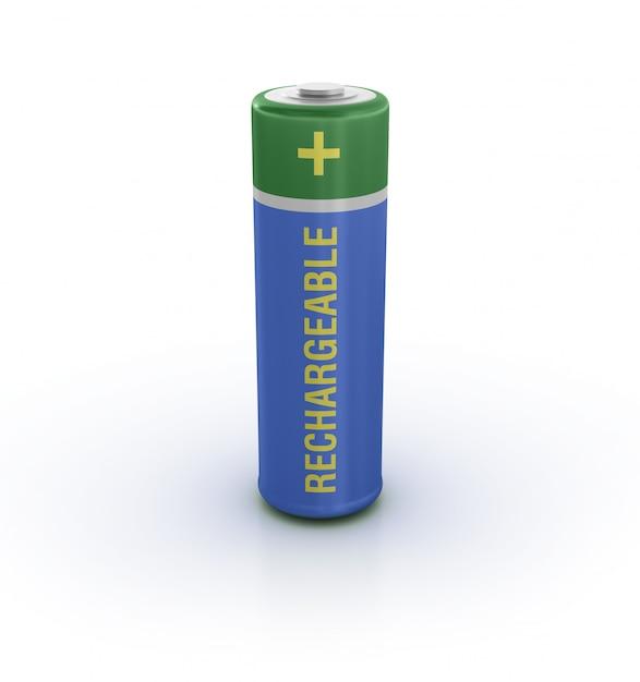 Wiederaufladbare batterie Premium Fotos