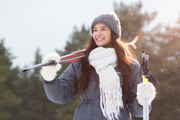 Winteraktivität Kostenlose Fotos