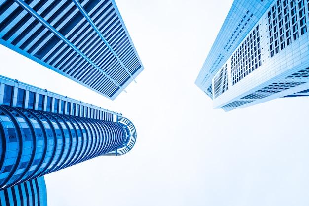 Wolkenkratzer bürogebäude Kostenlose Fotos