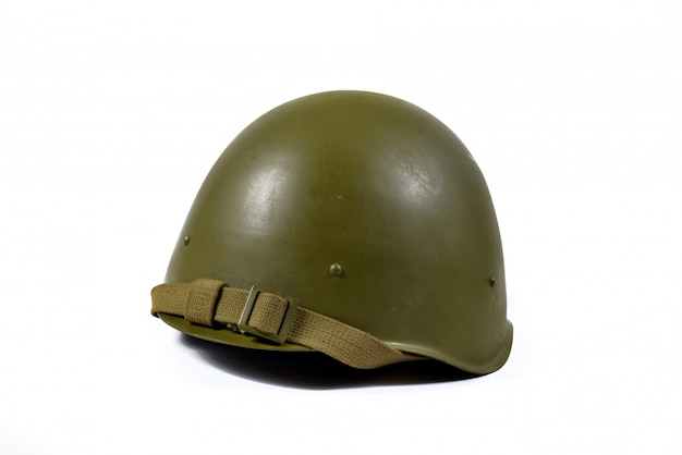 Ww2 sowjetischer helm Premium Fotos