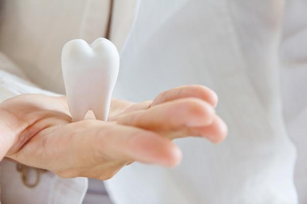Zahnmedizinisches konzept Premium Fotos