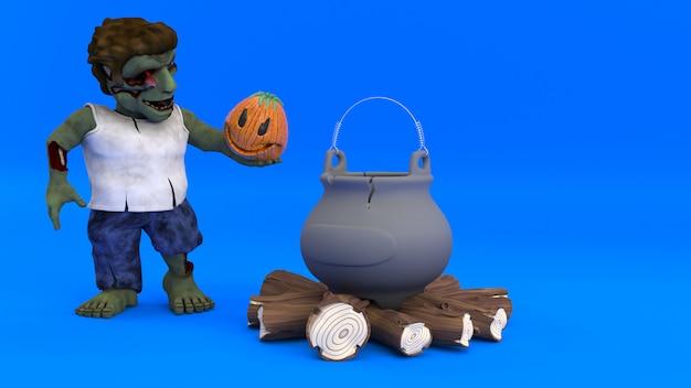 Zeichentrickfigur zombie Kostenlose Fotos