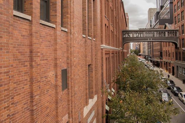 Ziegel in new york Kostenlose Fotos