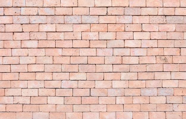 Ziegelsteinmuster der nahaufnahme am alten braunen steinbacksteinmauerbeschaffenheitshintergrund Premium Fotos