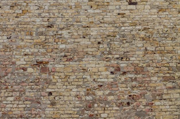 Ziegelwand Premium Fotos