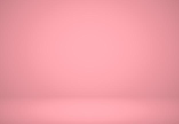 Zusammenfassung rosa rotem hintergrund weihnachten und valentines layout des Kostenlose Fotos