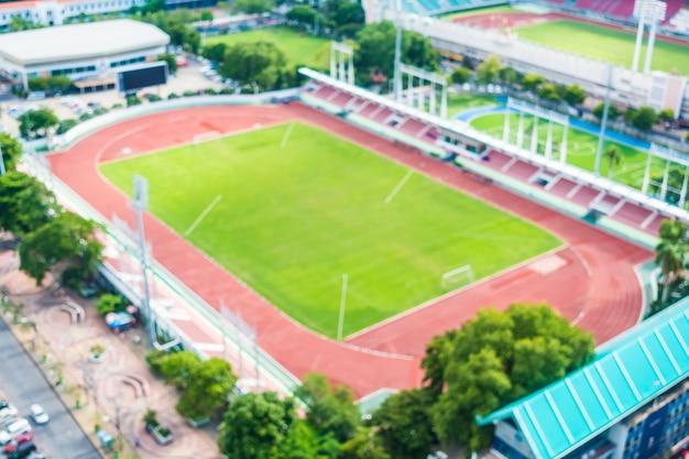 Zusammenfassung unschärfe fußballstadion Kostenlose Fotos