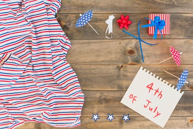 Zusammensetzung bis zum 4. juli Kostenlose Fotos
