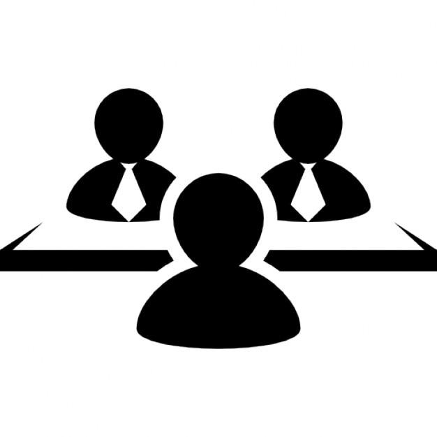 Заседание Совета народных депутатов