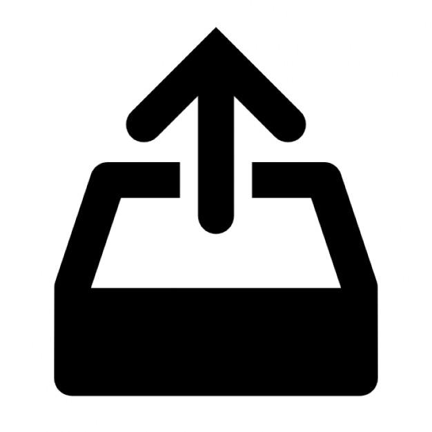 ドキュメントをアップロード 無料アイコン