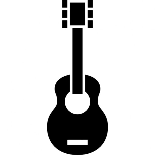 Acoustic guitar Icons | Free Download