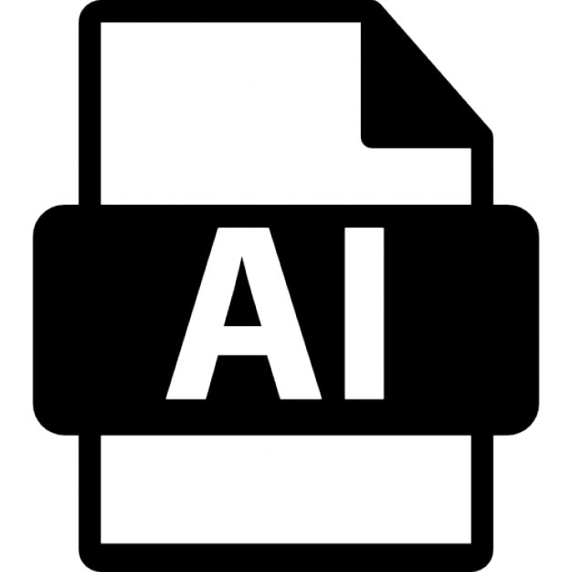 AI file format Free Icon