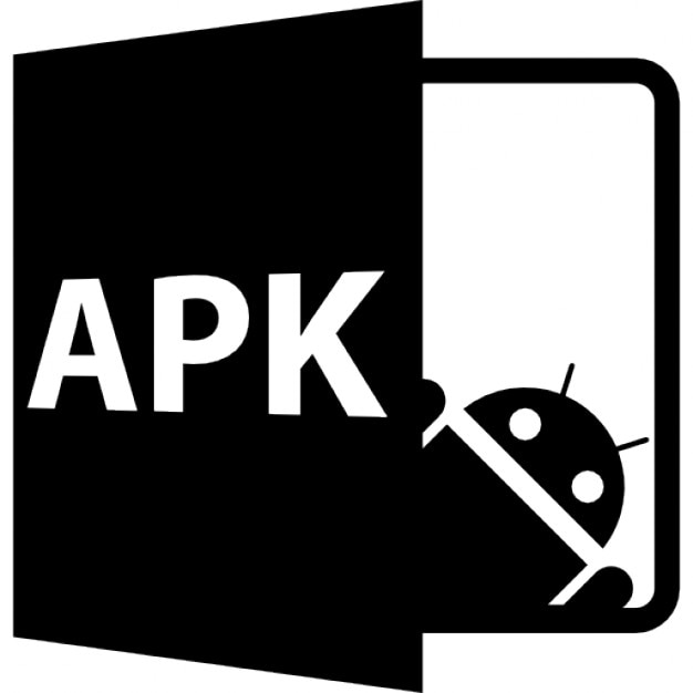 apk open file format icons free