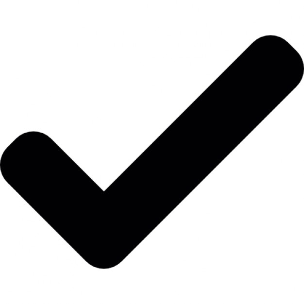 Approve Check Symbol Icons Free Download