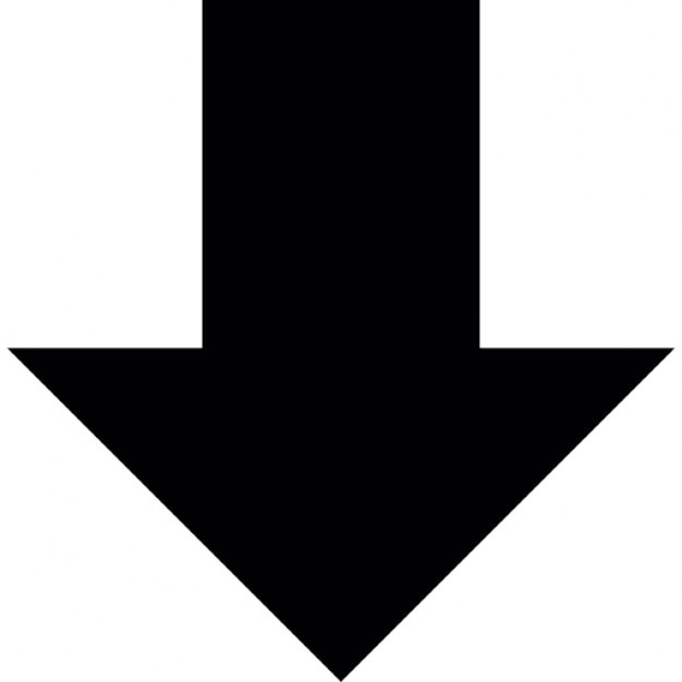 Image result for picture of arrow pointing down