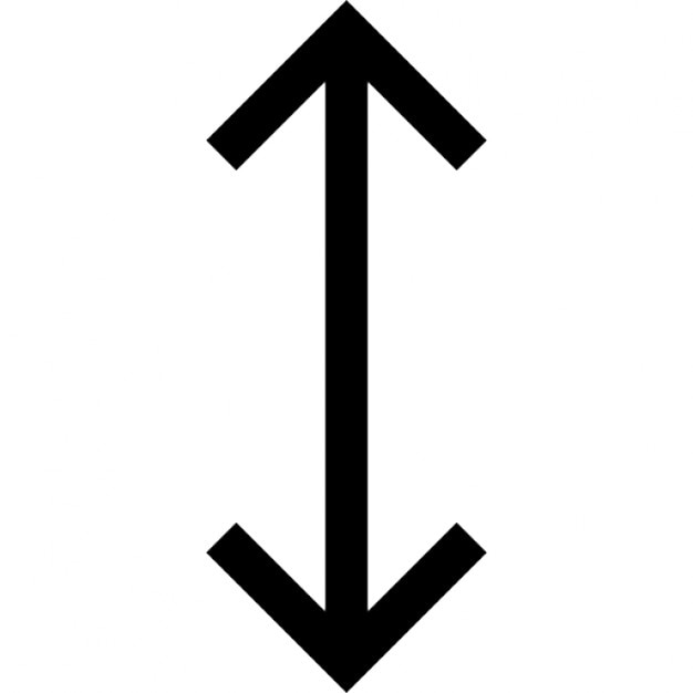 Arrow Double Ios 7 Interface Symbol Icons Free Download