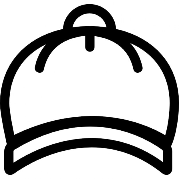 baby hat icons free download rh freepik com Winter Hat Vector Vector Black and White Hat