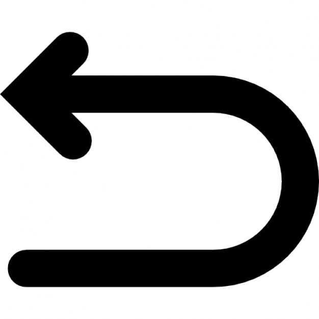 Back Arrow Ios 7 Interface Symbol Icons Free Download