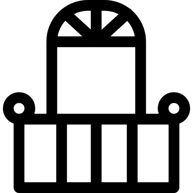 Balcony and door icons free download for Balcony vector