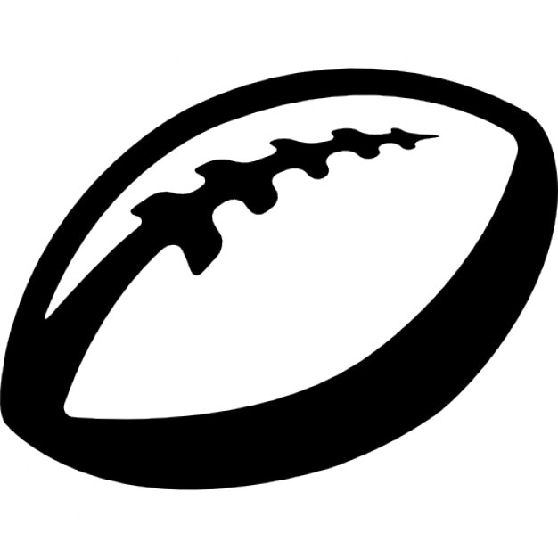 ball of rugby icons | free download