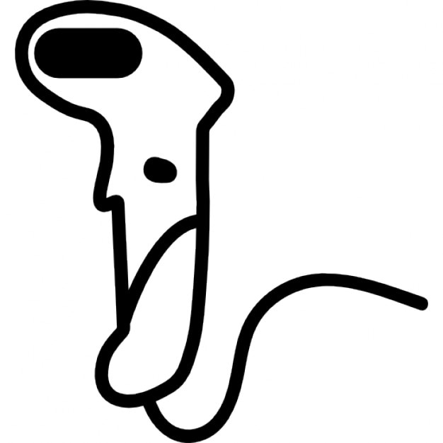 Barcode Scanner Free Icon