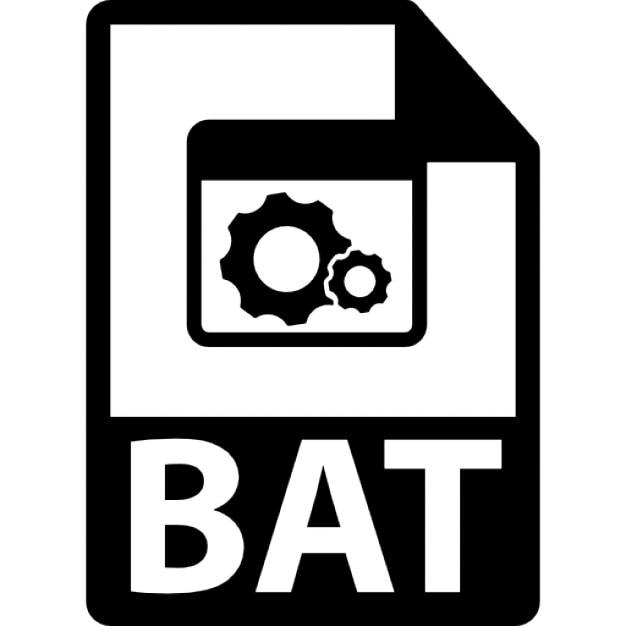 Скачать формат bat