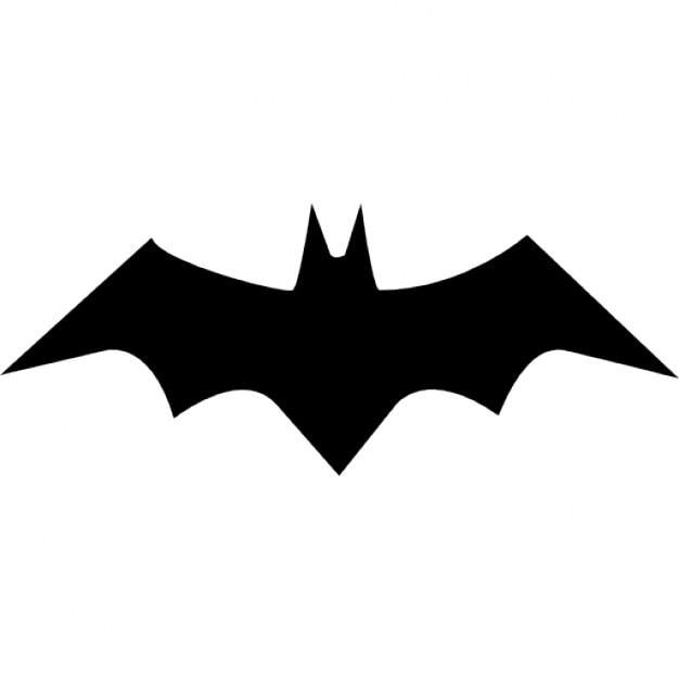 Bat silhouette Free Icon