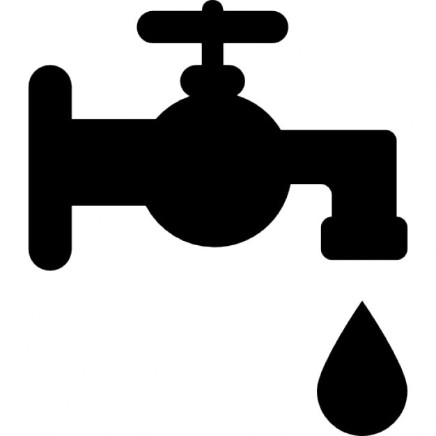Bathroom Faucet Tool Icons Free Download