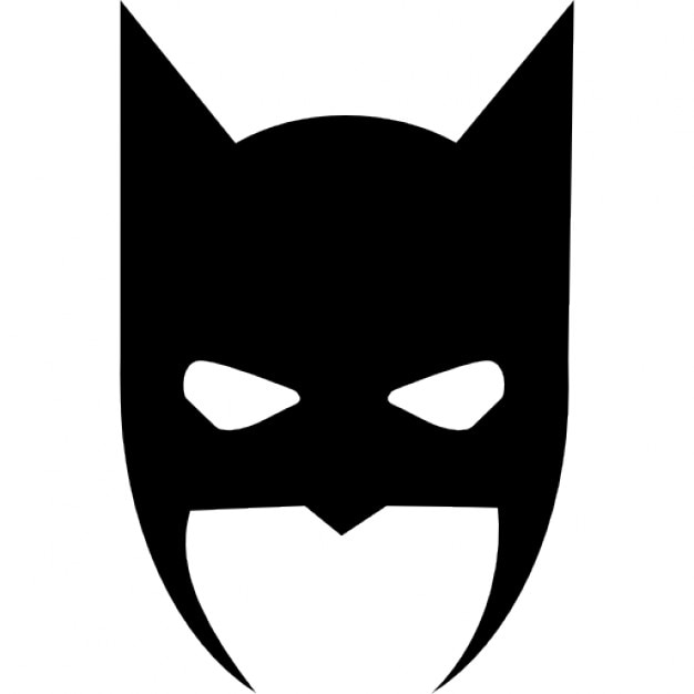 batman head cover icons | free download